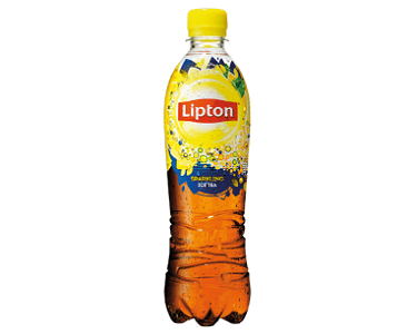 Foto Lipton Ice Tea Sparkling Fles 500ml