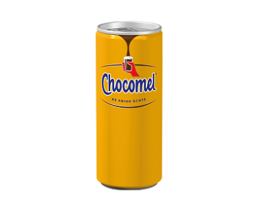 Foto Chocomel vol blik 250ml